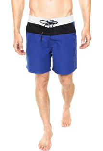 Bermuda Calvin Klein Cordão Azul
