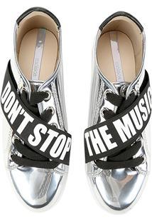 Tênis Moleca Elástico Don´T Stop The Music - Feminino