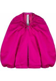 Az Factory Jaqueta Balonê Switchwear Duchesse - Rosa