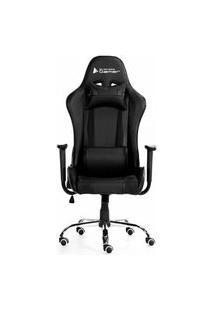Cadeira Gamer Bluecase Titanium Black - Bch47Bk