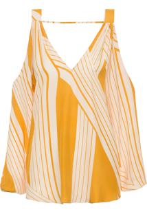 Blusa Feminina Sunflower - Amarelo