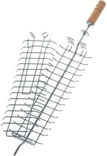 Grelha Para Churrasco Giratória Universal Gu-510 - Giragrill - Giragrill