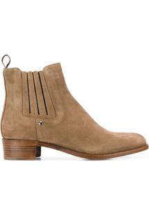 Church'S Ankle Boot Chelsea - Marrom