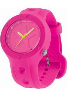 Relógio De Pulso Converse Rookie - Feminino-Pink+Roxo