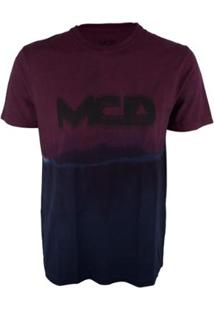 Camiseta Mcd Washed Two Colors Masculina - Masculino