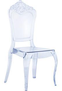 Cadeira Venezia Transparente