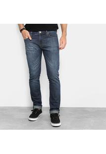 Calça Jeans Skinny Colcci Felipe Masculina - Masculino-Jeans