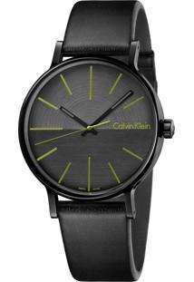 Relógio Calvin Klein K7Y214Cl Preto