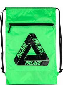 Palace Bolsa Bucket Com Zíper - Verde