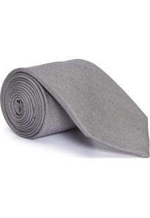 Gravata Steel Soft Cotton - Cinza