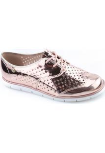 Sapato Oxford Moleca 5613205