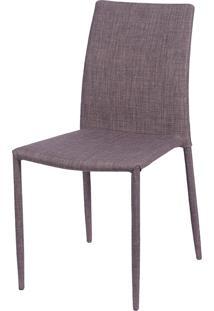 Cadeira De Jar Glam Or-4403 – Or Design - Marrom