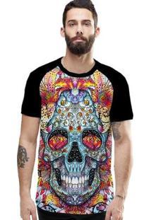 Camiseta Stompy Raglan Modelo 26 Masculina - Masculino