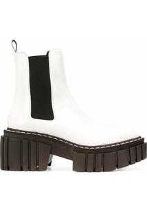 Stella Mccartney Bota Emilie - Branco