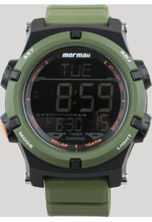 7e19c24a755 ... Relógio Digital Mormaii Masculino - Mo1192Ad8V Verde - Único