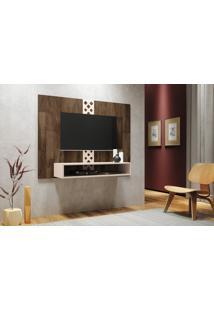 Painel Para Tv Hb Móveis Form, 1 Nicho