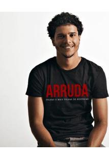 Camiseta Zé Carretilha Santinha Arruda Masculina - Masculino