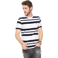 Camiseta Lacoste Listras masculina   El Hombre 8e4091f82c