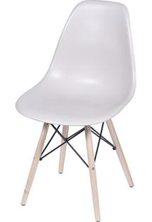 Cadeira Eames Polipropileno Fendi Base Madeira - 32065 Sun House