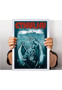 Poster Tentáculos