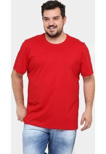 Camiseta Kohmar Básica Plus Size Masculina - Masculino
