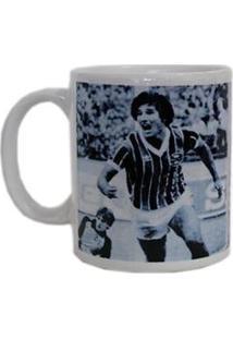 Caneca Cerâmica Grêmio 1983 Universo Da Bola - Unissex
