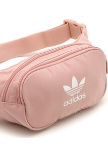 Pochete Adidas Originals Essential Rosa