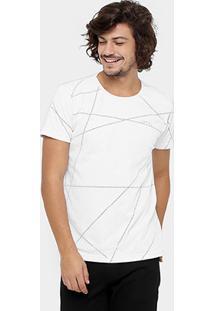 Camiseta Local Tela Sobreposição - Masculino