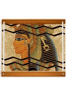 Bandeja Vickttoria Vick Egípcio 45 X 35 Cm