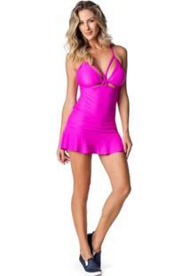 Vestido Vestem New Moon Pn Vt55 - Feminino-Pink
