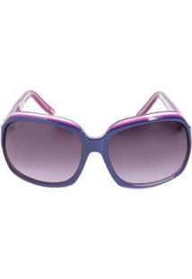 Óculos De Sol Triton Eyewear Feminino - Feminino-Rosa