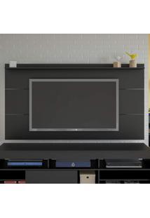 Painel Para Tv Até 42 Polegadas Slim Artely Preto