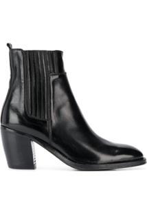 Alberto Fasciani Ankle Boot Yara - Preto