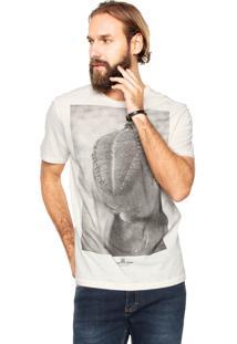Camiseta John John Braids Bege