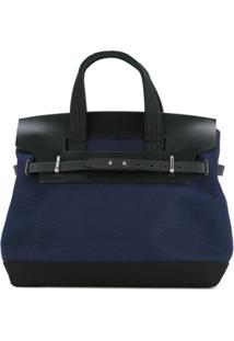 Cabas Bolsa 'Nº55' - Azul
