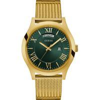 94d462c4aeb Relógio Guess Masculino Aço Dourado - W0923G2 Vivara