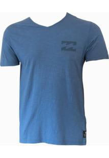 Camiseta Lists Billabong Masculina - Masculino