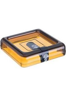 Saboneteira Cube Mel 20875/0456 - Coza - Coza