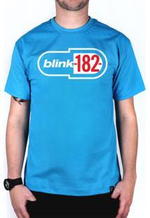 Camiseta 182Life Enema Of The State Turquesa
