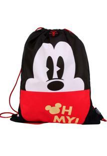Mochila Saco Disney Mickey Mouse Oh My!