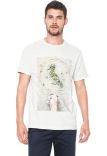 Camiseta Reserva Bolinha De Gude Off-White