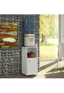 Balcão Fruteira Art In Móveis Milena Fr4093 1 Porta Branco