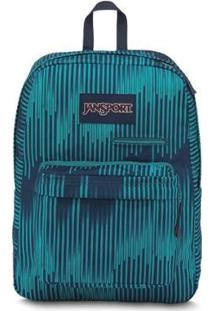 Mochila Jansport Digibreak - Masculino-Verde
