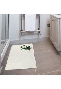 Tapete De Pano Para Banheiro Decoração Pinheiro Único
