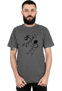 Camiseta Bleed American Vostok Chumbo