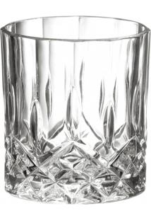 Conjunto De Copos Whisky 310Ml - Tricae