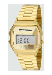 Relógio Feminino Digital Mormaii Mojh02Ab4D