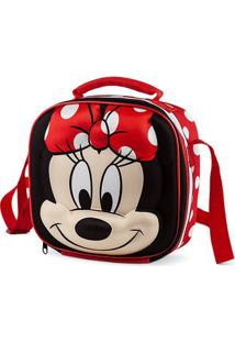 Bolsa Térmica - Disney - Minnie Mouse - Lillo