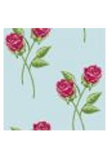 Papel De Parede Autocolante Rolo 0,58 X 3M - Flores 74717963