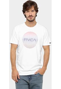 Camiseta Rvca Motors Lined - Masculino